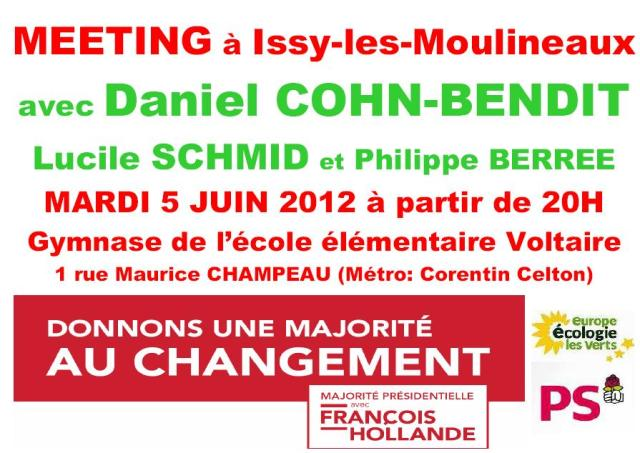 Meeting DCB 5 juin 2012
